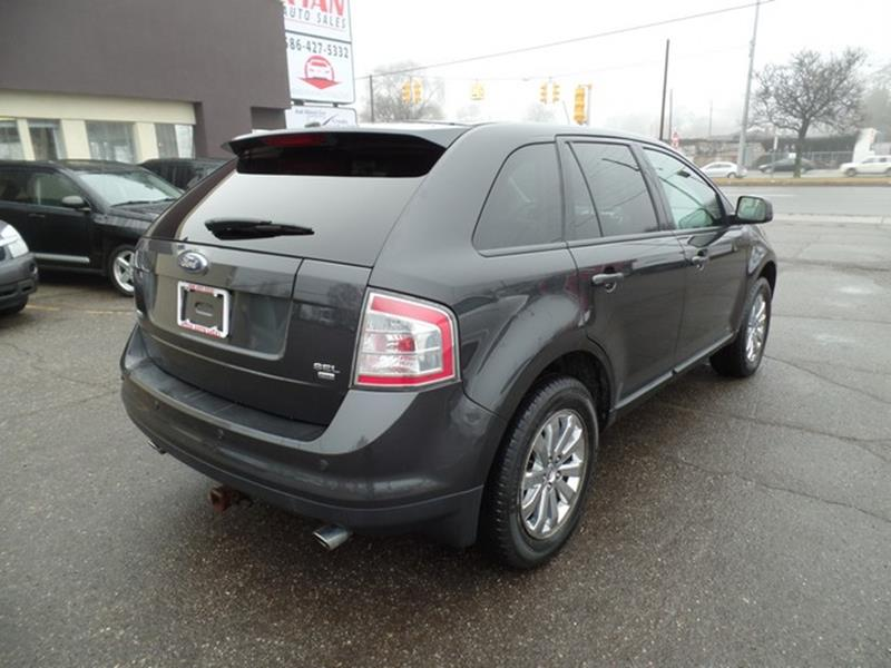2007 Ford Edge Detroit Used Car for Sale