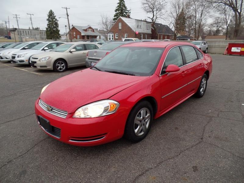 2007 Chevrolet Impala Detroit Used Car for Sale