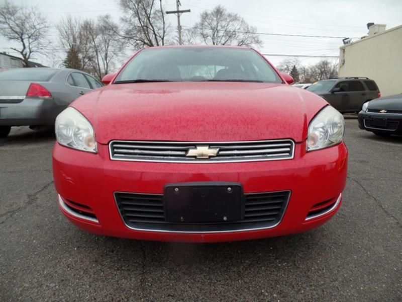 2007 Chevrolet Impala Detroit Used Car for Sale