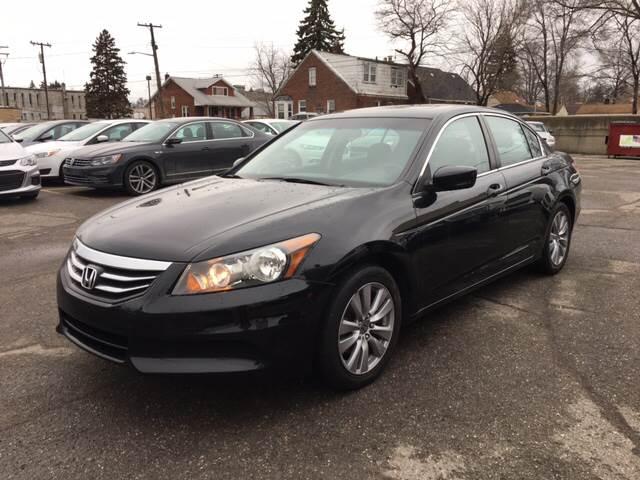 2012 Honda Accord Detroit Used Car for Sale