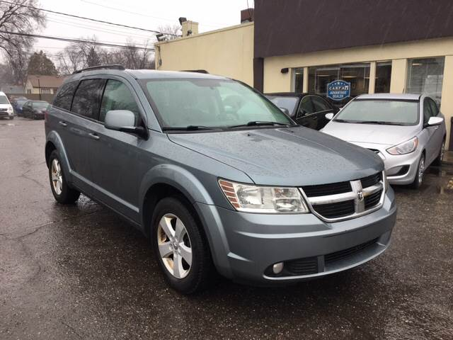 2010 Dodge Journey Detroit Used Car for Sale