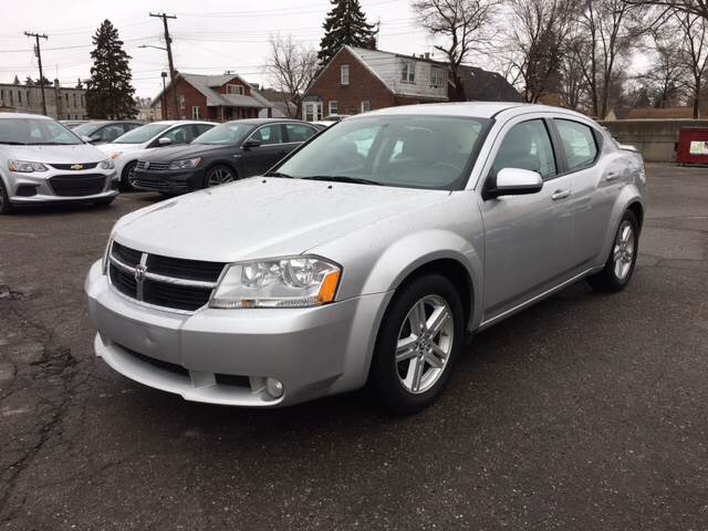 2010 Dodge Avenger Detroit Used Car for Sale