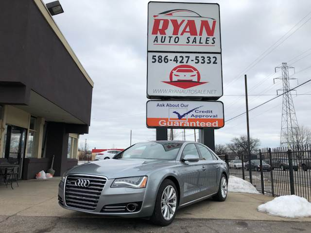 2011 Audi A8 Detroit Used Car for Sale