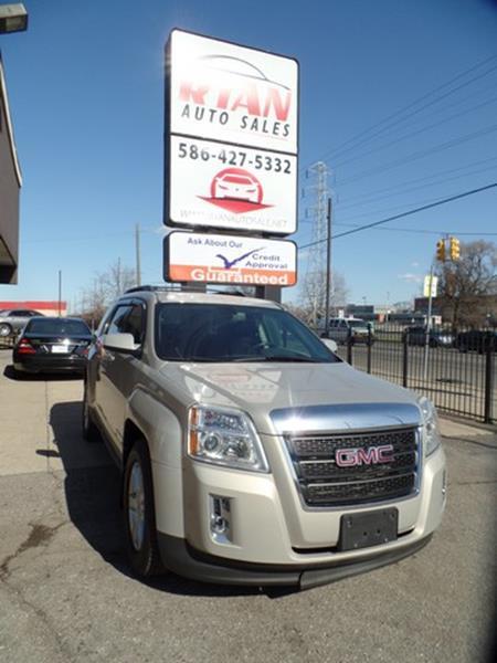 2011 Gmc Terrain car for sale in Detroit