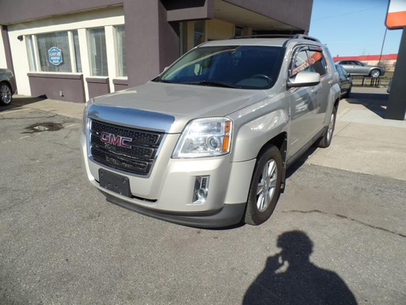 2011 Gmc Terrain Detroit Used Car for Sale