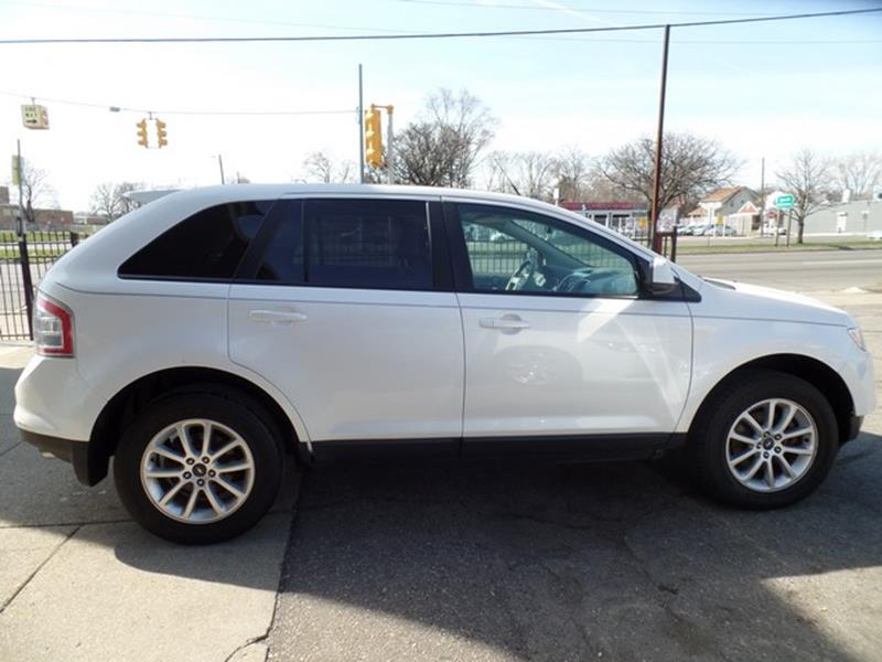 2010 Ford Edge Detroit Used Car for Sale