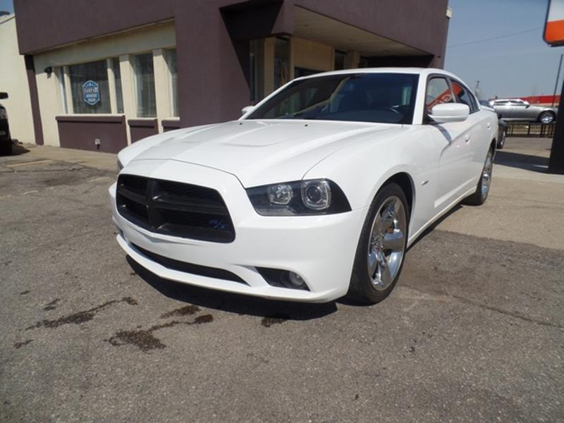 2012 Dodge Charger car for sale in Detroit