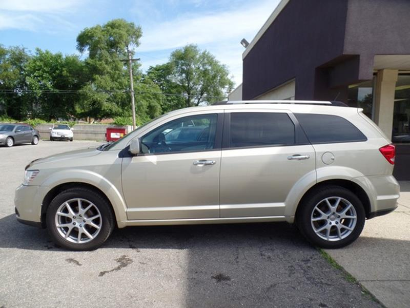 2011 Dodge Journey Detroit Used Car for Sale