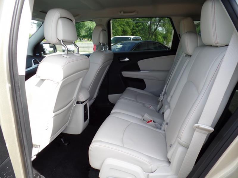 2011 Dodge Journey Detroit Used Car for Sale