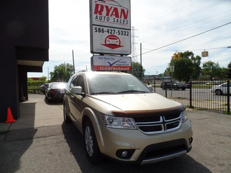 2011 Dodge Journey car for sale in Detroit