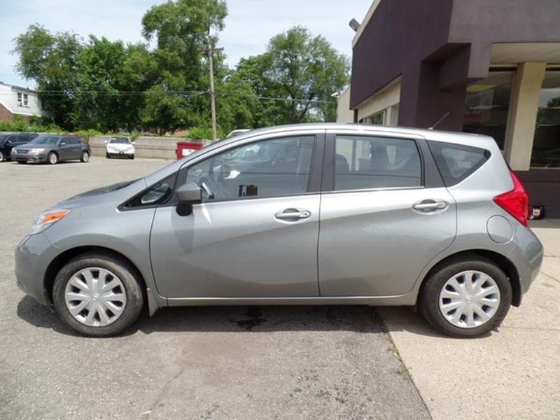 2015 Nissan Versa Note Detroit Used Car for Sale