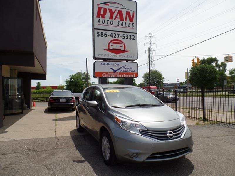 2015 Nissan Versa Note car for sale in Detroit
