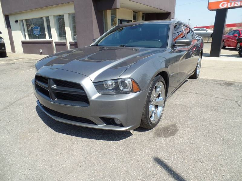 2012 Dodge Charger Detroit Used Car for Sale