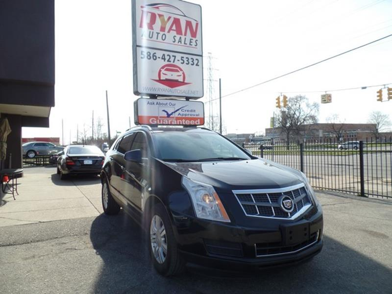 2010 Cadillac Srx Detroit Used Car for Sale