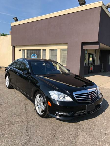 2013 Mercedes-Benz S-class car for sale in Detroit