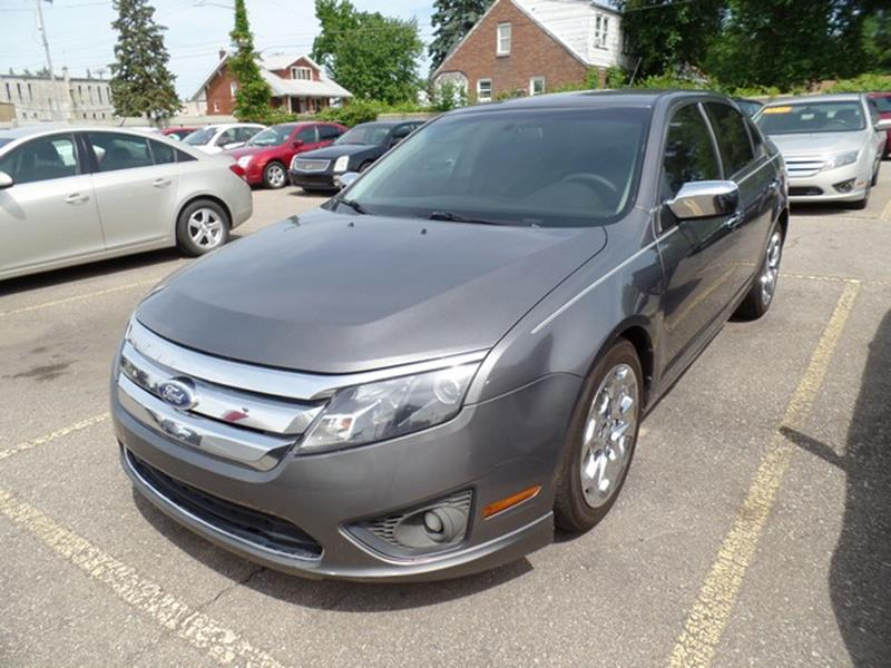 2011 Ford Fusion Detroit Used Car for Sale