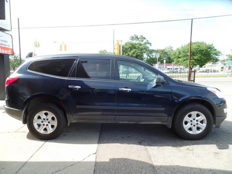 2010 Chevrolet Traverse Detroit Used Car for Sale