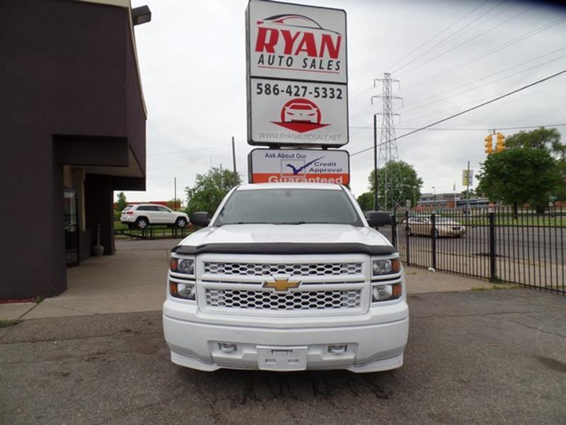 2014 Chevrolet Silverado 1500 car for sale in Detroit