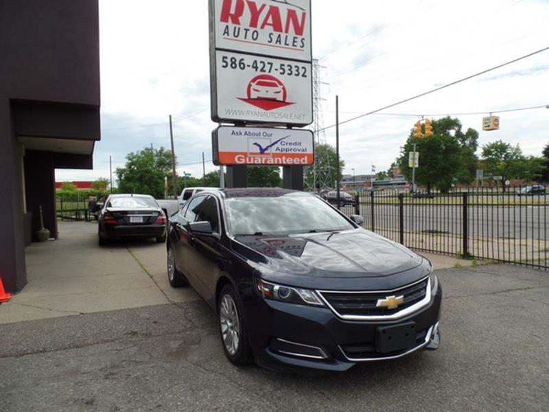 2014 Chevrolet Impala car for sale in Detroit