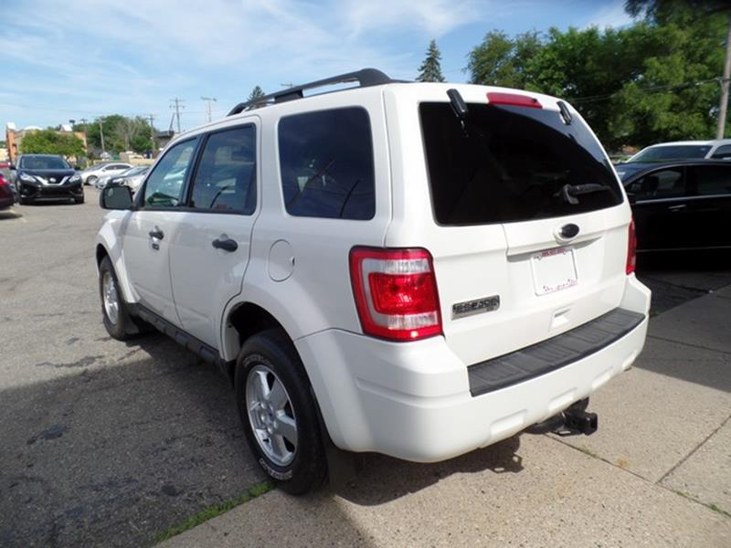 2011 Ford Escape Detroit Used Car for Sale