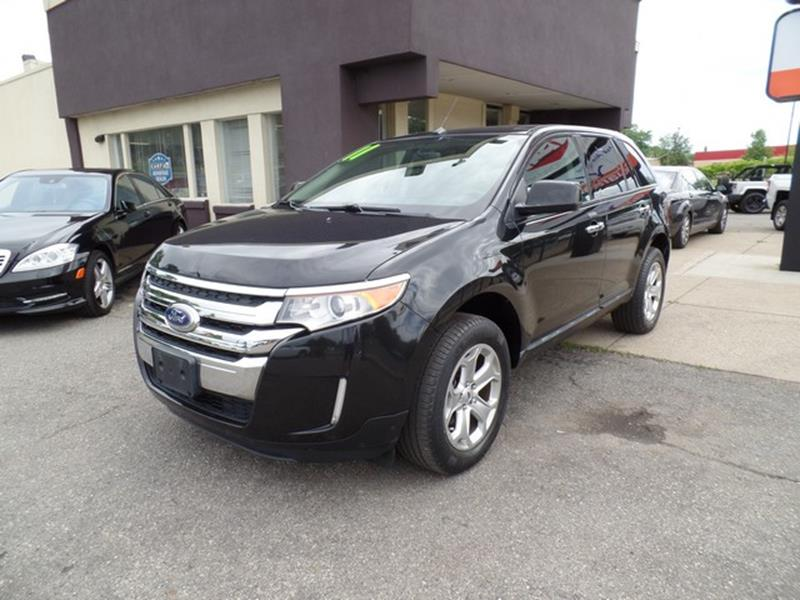 2011 Ford Edge Detroit Used Car for Sale