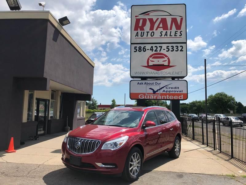 2014 Buick Enclave Detroit Used Car for Sale