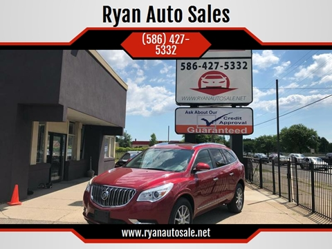 2014 Buick Enclave for sale at Ryan Auto Sales in Warren MI