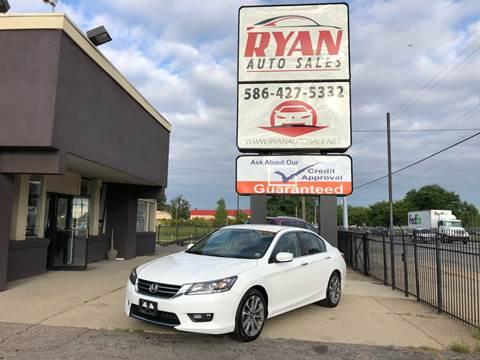 Ryan Auto Sales >> Ryan Auto Sales Car Dealer In Warren Mi