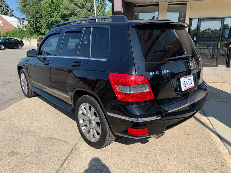 2010 Mercedes-Benz Glk Detroit Used Car for Sale