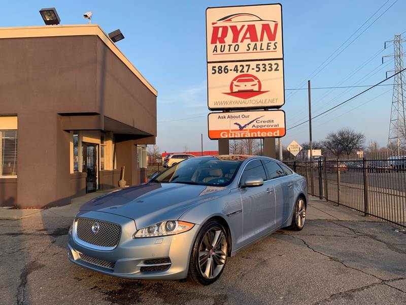 2011 Jaguar Xj car for sale in Detroit