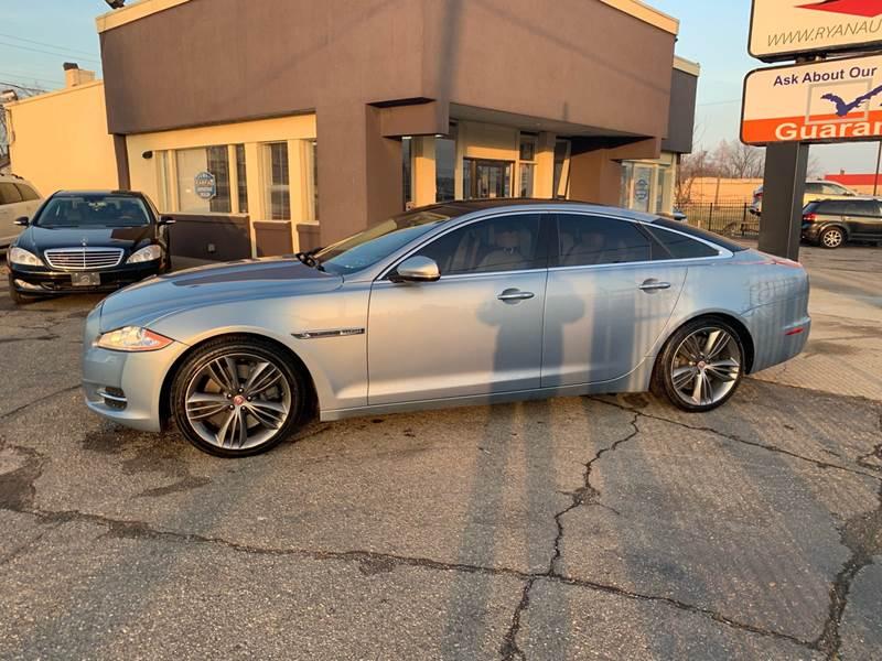 2011 Jaguar Xj Detroit Used Car for Sale