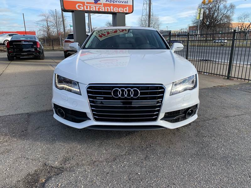 2012 Audi A7 Detroit Used Car for Sale