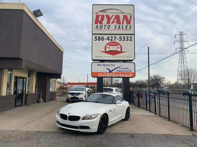 2010 Bmw Z4 car for sale in Detroit