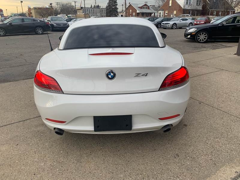 2010 Bmw Z4 Detroit Used Car for Sale