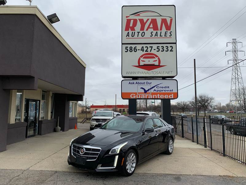 2014 Cadillac Cts car for sale in Detroit