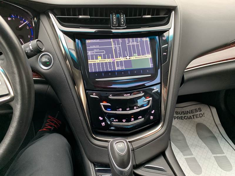 2014 Cadillac Cts Detroit Used Car for Sale