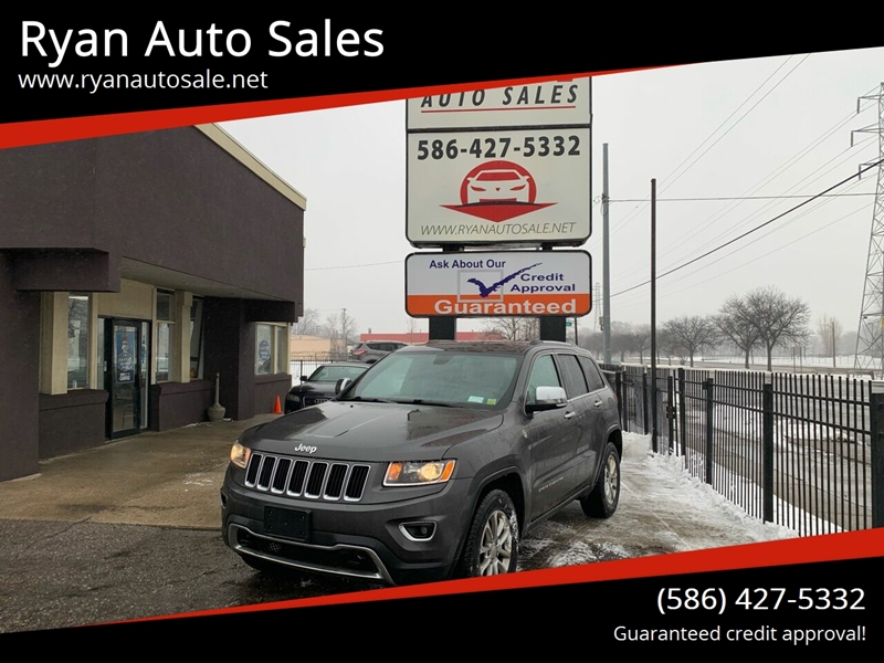 2014 Jeep Grand Cherokee car for sale in Detroit