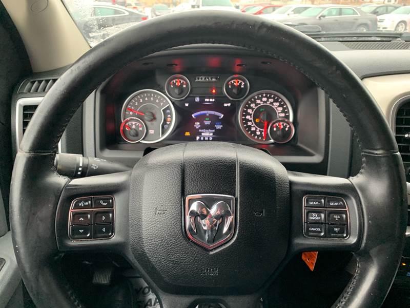 2014 Ram Ram Pickup 1500 Detroit Used Car for Sale