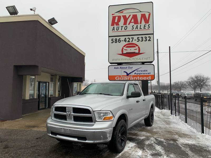 2010 Dodge Ram Pickup 1500 car for sale in Detroit