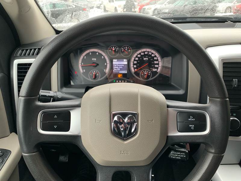 2010 Dodge Ram Pickup 1500 Detroit Used Car for Sale