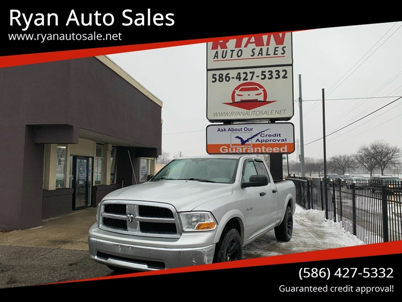2010 Dodge Ram Pickup 1500 car for sale in Detroit
