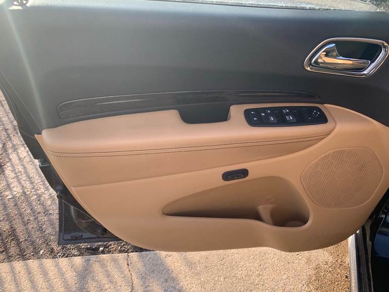 2011 Dodge Durango Detroit Used Car for Sale