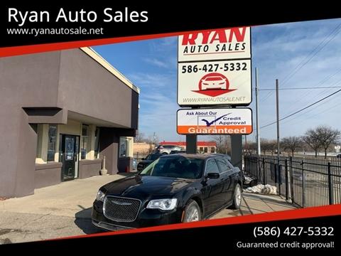 2016 Chrysler 300 for sale in Warren, MI