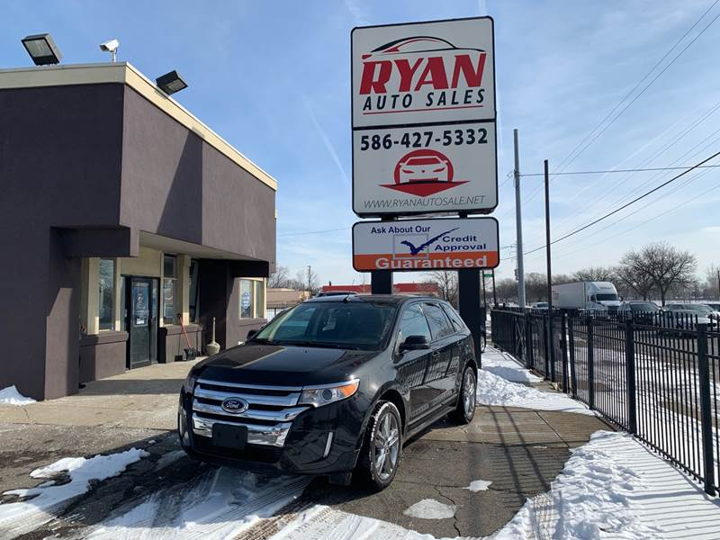 2013 Ford Edge car for sale in Detroit