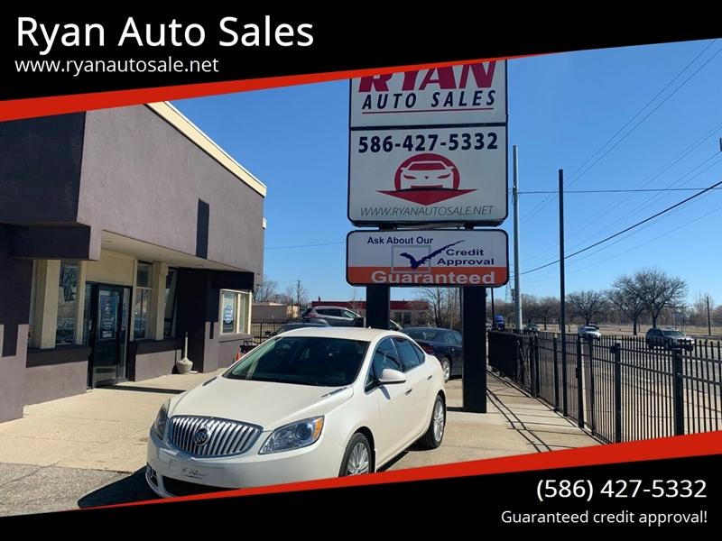 2014 Buick Verano car for sale in Detroit