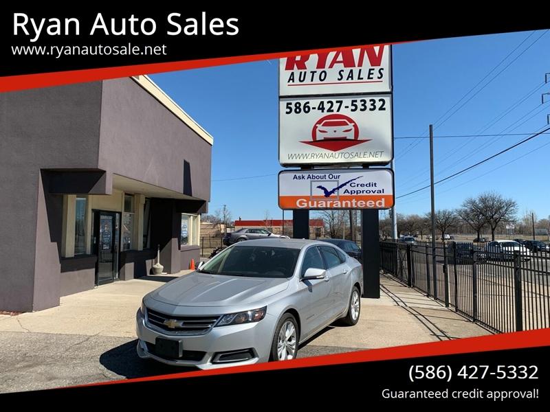 2014 Chevrolet Impala car for sale in Detroit