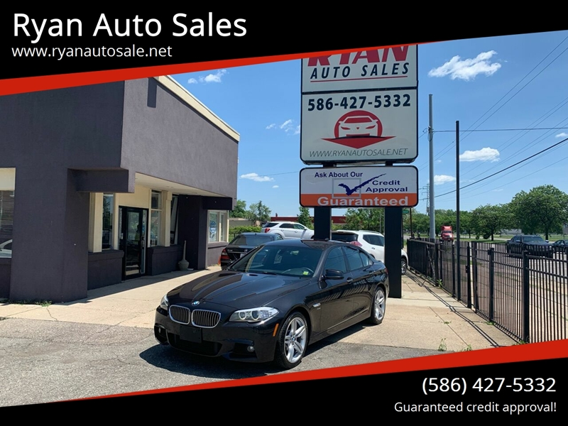 Ryan Auto Sales Car Dealer In Warren Mi