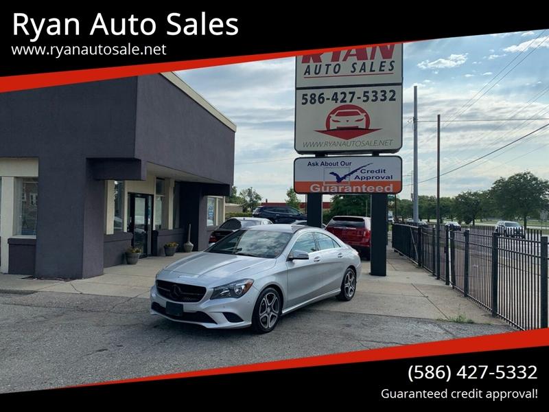 2014 Mercedes-Benz Cla car for sale in Detroit