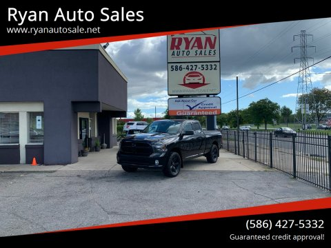 2017 RAM Ram Pickup 1500 for sale at Ryan Auto Sales in Warren MI