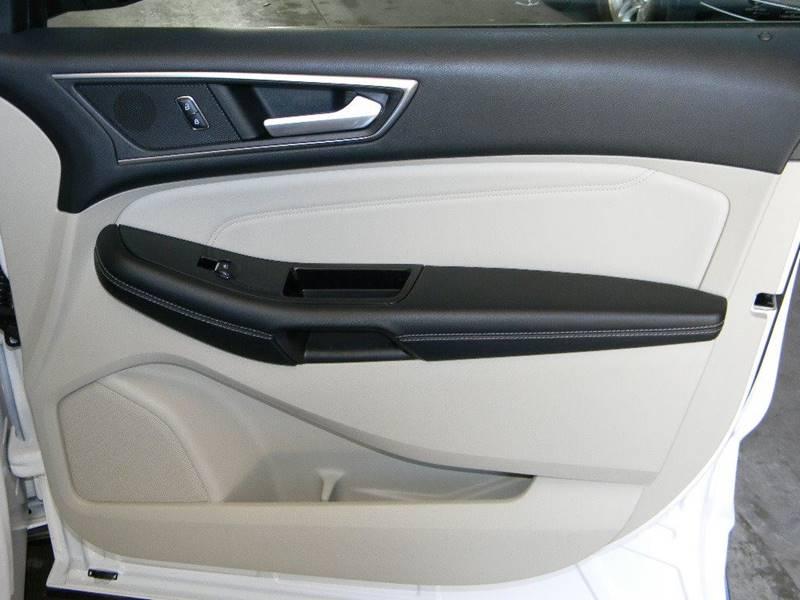2016 Ford Edge AWD Titanium 4dr SUV - Salina KS